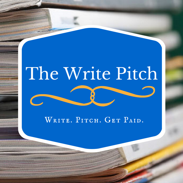 writing a pitch